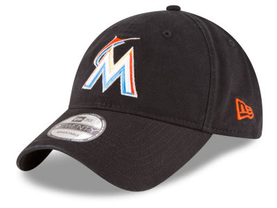 Miami Marlins New Era MLB On Field Replica 9TWENTY Cap
