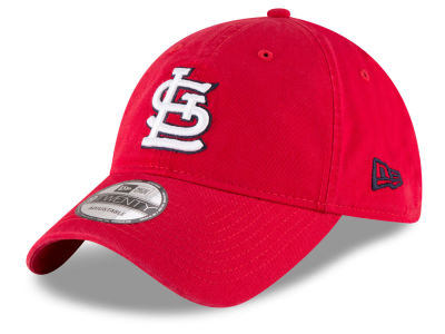 St. Louis Cardinals New Era MLB On Field Replica 9TWENTY Cap