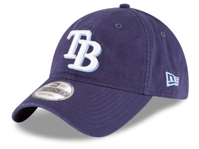 Tampa Bay Rays New Era MLB On Field Replica 9TWENTY Cap