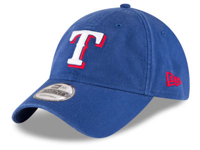 Texas Rangers New Era MLB On Field Replica 9TWENTY Cap