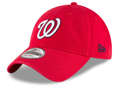Washington Nationals New Era MLB On Field Replica 9TWENTY Cap