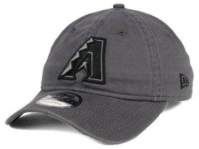 Arizona Diamondbacks New Era MLB Graphite 9TWENTY Cap