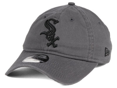 Chicago White Sox New Era MLB Graphite 9TWENTY Cap
