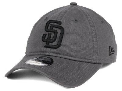San Diego Padres New Era MLB Graphite 9TWENTY Cap