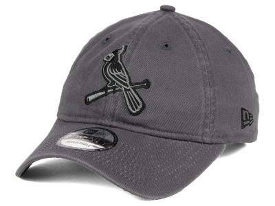 St. Louis Cardinals New Era MLB Graphite 9TWENTY Cap
