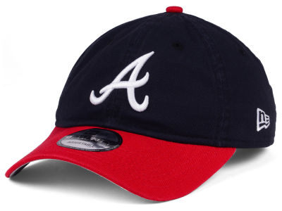 Atlanta Braves New Era MLB On Field Replica 9TWENTY Cap