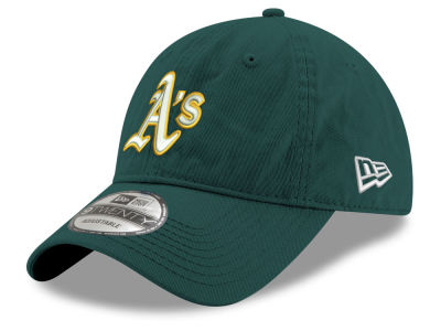 Oakland Athletics New Era MLB On Field Replica 9TWENTY Cap