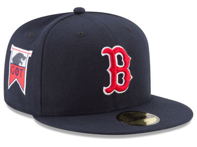 Boston Red Sox New Era MLB Game of Thrones 59FIFTY Cap