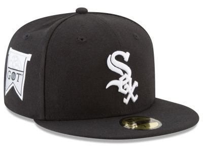 Chicago White Sox New Era MLB Game of Thrones 59FIFTY Cap