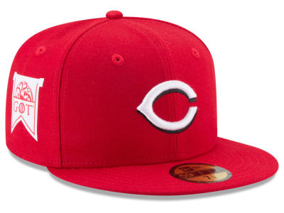 Cincinnati Reds New Era MLB Game of Thrones 59FIFTY Cap