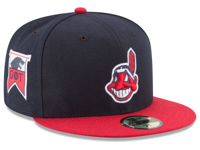 Cleveland Indians New Era MLB Game of Thrones 59FIFTY Cap