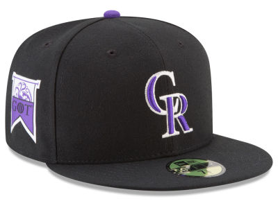 Colorado Rockies New Era MLB Game of Thrones 59FIFTY Cap