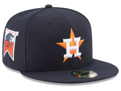 Houston Astros New Era MLB Game of Thrones 59FIFTY Cap