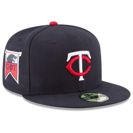 Minnesota Twins New Era MLB Game Of Thrones 59FIFTY Cap