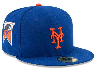 New York Mets New Era MLB Game of Thrones 59FIFTY Cap