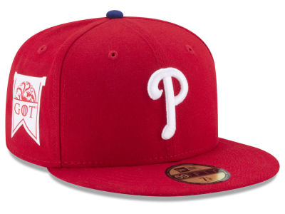 Philadelphia Phillies New Era MLB Game of Thrones 59FIFTY Cap