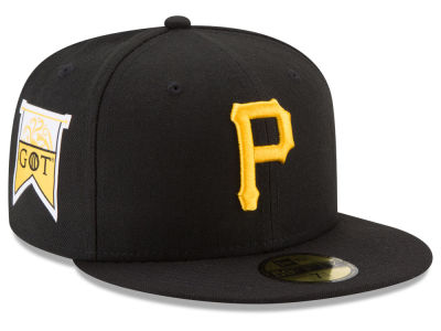Pittsburgh Pirates New Era MLB Game of Thrones 59FIFTY Cap