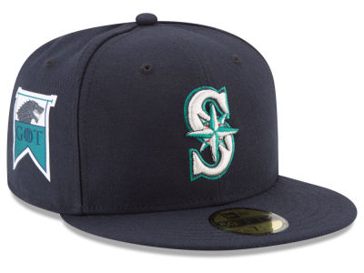 Seattle Mariners New Era MLB Game of Thrones 59FIFTY Cap