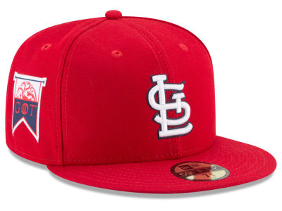 St. Louis Cardinals New Era MLB Game of Thrones 59FIFTY Cap