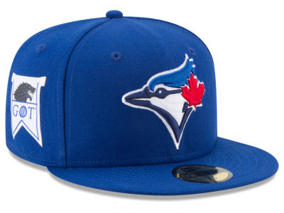 Toronto Blue Jays New Era MLB Game of Thrones 59FIFTY Cap
