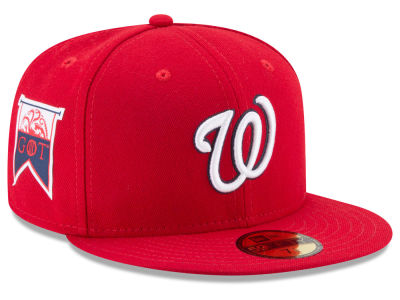 Washington Nationals New Era MLB Game of Thrones 59FIFTY Cap