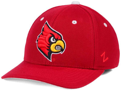 Louisville Cardinals Zephyr NCAA DH Fitted Cap