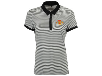 Iowa State Cyclones Nike Golf NCAA Women's Mini Victory Stripe Polo