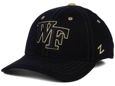 Wake Forest Demon Deacons Zephyr NCAA Black Element Cap