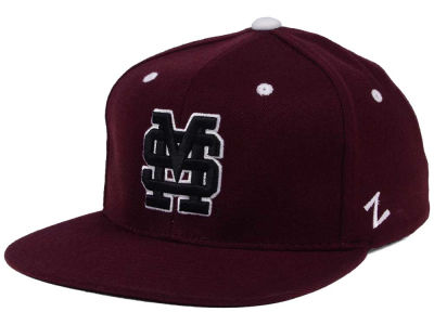 Mississippi State Bulldogs Zephyr NCAA Zephyr Stretch Cap