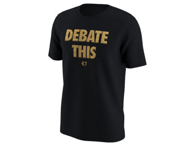 Golden State Warriors Nike NBA Men's KD Debate This T-Shirt