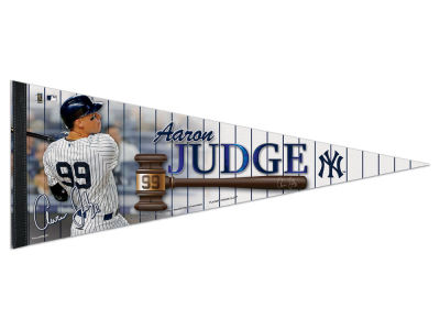 New York Yankees Aaron Judge Wincraft 12x30 Premium Player Pennant