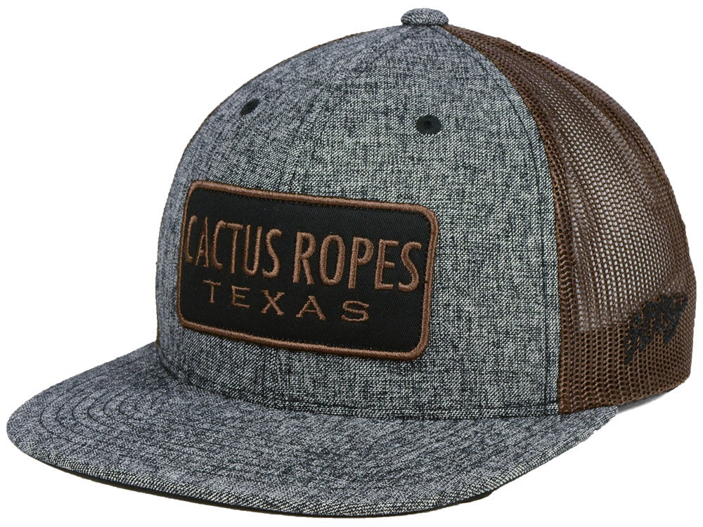 HOOey Cactus Ropes Trucker Hat  252b06eacbc