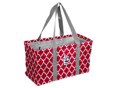 St. Louis Cardinals Logo Brands Picnic Caddy