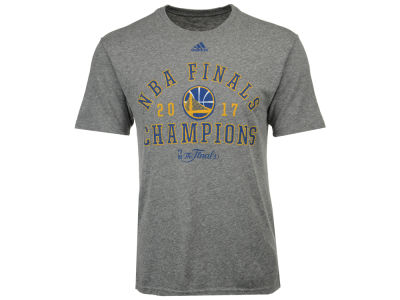 Golden State Warriors adidas 2017 NBA Men's Retro Champions T-Shirt