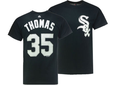 Chicago White Sox Frank Thomas Majestic MLB Men's Cooperstown Player T-Shirt