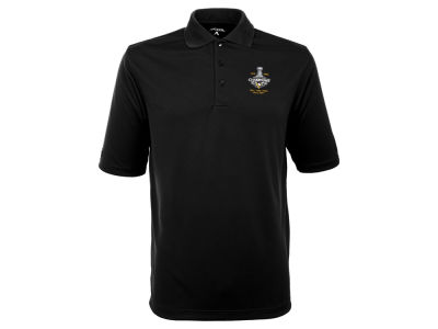 Pittsburgh Penguins Antigua 2017 NHL Men's 5X Stanley Cup Champion Polo