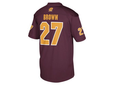Central Michigan Chippewas Antonio Brown adidas NCAA Men's Player Replica Jersey