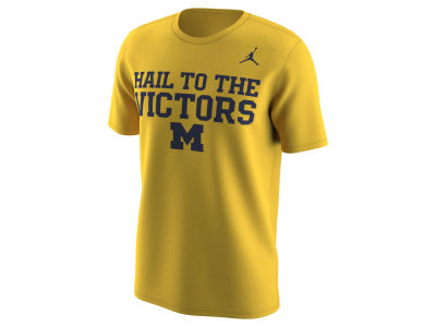 Michigan Wolverines Nike NCAA Men's Mantra T-Shirt