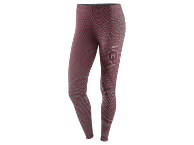 Oklahoma Sooners Nike NCAA Women's Leg-A-See Tights