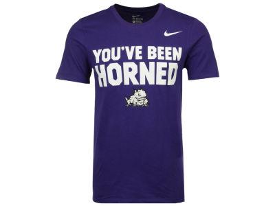 Texas Christian Horned Frogs Nike NCAA Men's Mantra T-Shirt