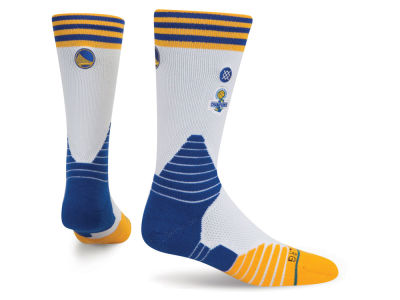 Golden State Warriors Stance NBA Champions Socks