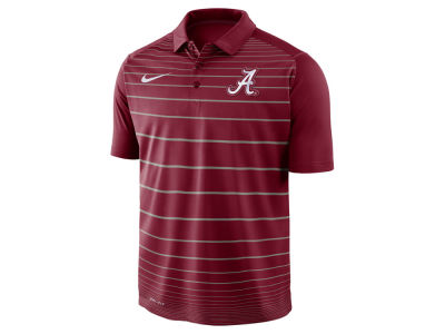 Alabama Crimson Tide Nike NCAA Men's Striped Polo