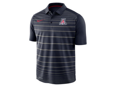 Arizona Wildcats Nike NCAA Men's Striped Polo