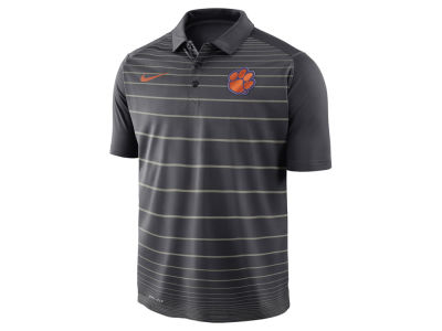 Clemson Tigers Nike NCAA Men's Striped Polo