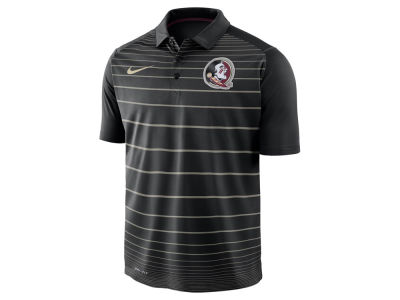 Florida State Seminoles Nike NCAA Men's Striped Polo
