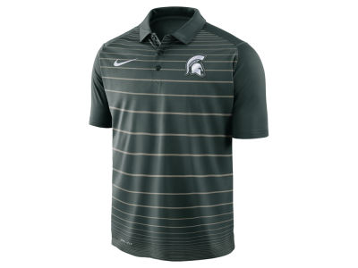 Michigan State Spartans Nike NCAA Men's Striped Polo