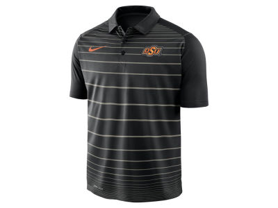 Oklahoma State Cowboys Nike NCAA Men's Striped Polo