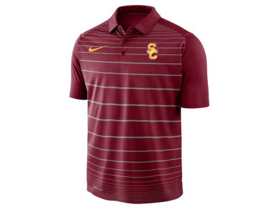 USC Trojans Nike NCAA Men's Striped Polo