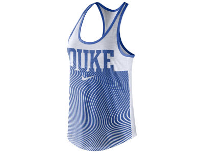 Duke Blue Devils Nike NCAA Women's Dri-Blend Tank Top
