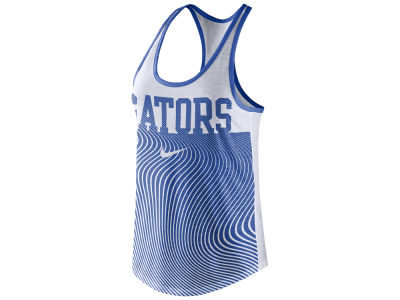 Florida Gators Nike NCAA Women's Dri-Blend Tank Top